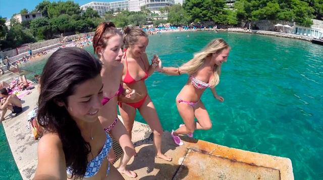Hvar trở thành đảo tiệc tùng của du khách trẻ trong những năm gần đây