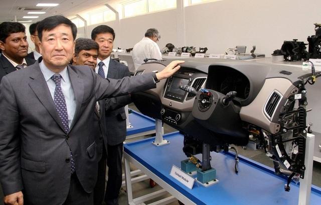Hyundai mở Trung tâm chất lượng tại Ấn Độ - 1