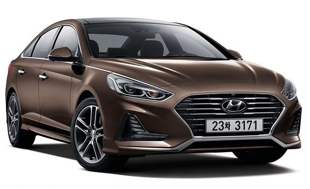 Hyundai Sonata phiên bản nâng cấp chính thức lộ diện - 4