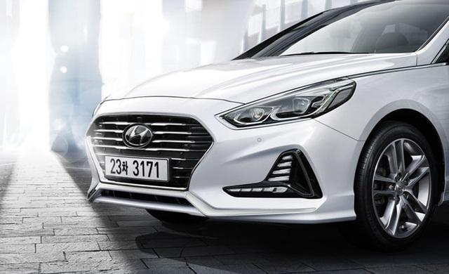 Hyundai Sonata phiên bản nâng cấp chính thức lộ diện - 6