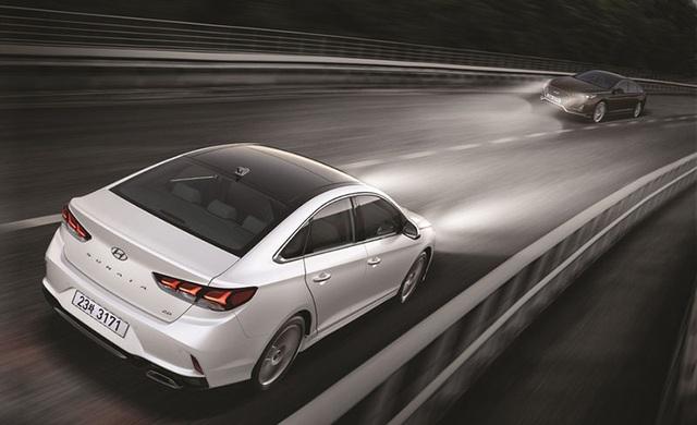Hyundai Sonata phiên bản nâng cấp chính thức lộ diện - 11