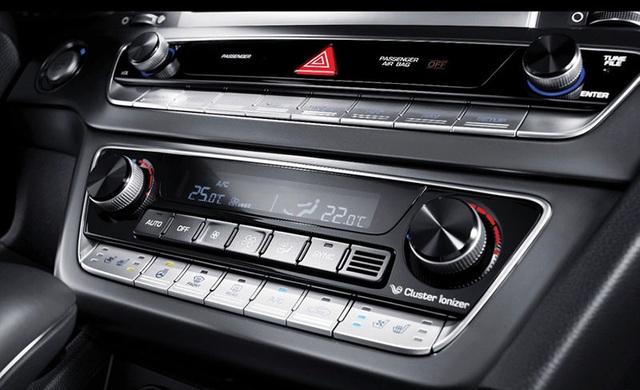Hyundai Sonata phiên bản nâng cấp chính thức lộ diện - 10