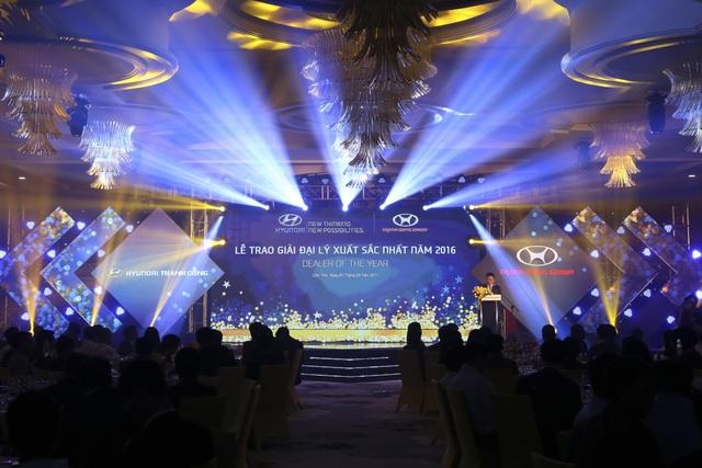Ông Lê Ngọc Đức - TGĐ Hyundai Thành Công Việt Nam phát biểu khai mạc