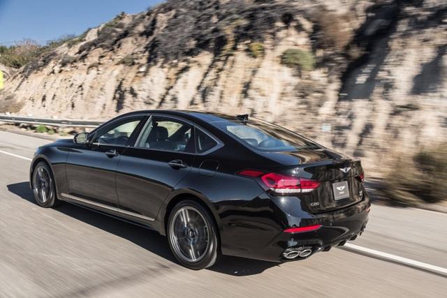 Hyundai chấp nhận thất bại của dòng xe Genesis tại Anh - 1
