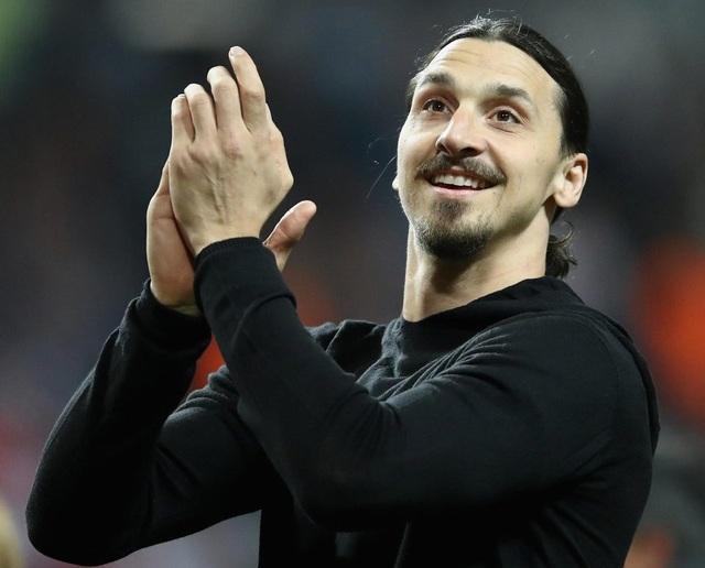 MU sẽ không ký hợp đồng mới với Ibrahimovic