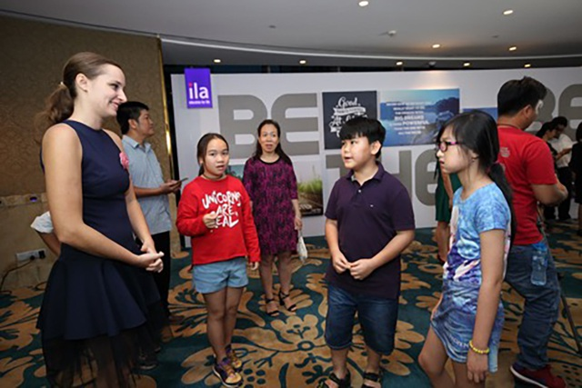 Nắm vững Anh ngữ, các bạn trẻ Việt Nam dễ dàng tự tin bước ra thế giới
