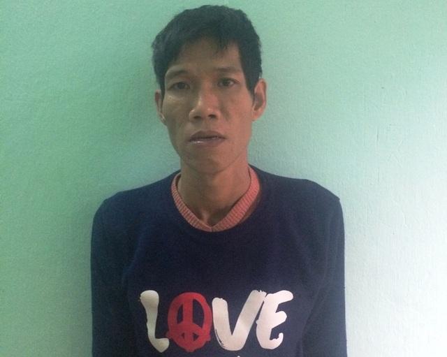 Đối tượng Lê Hà đâm tài xế taxi trọng thương rồi cướp xe bỏ trốn.