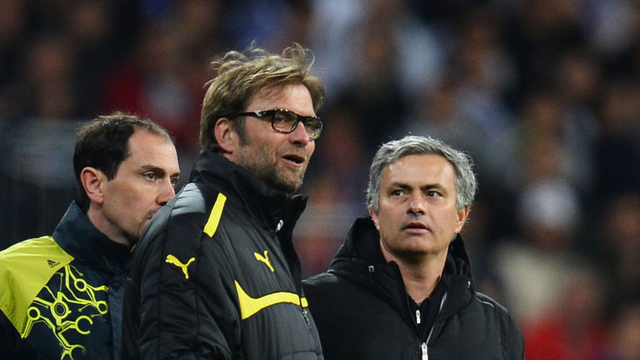 """Klopp đối đầu với Mourinho: Khi """"người đặc biệt"""" lép vé - 4"""