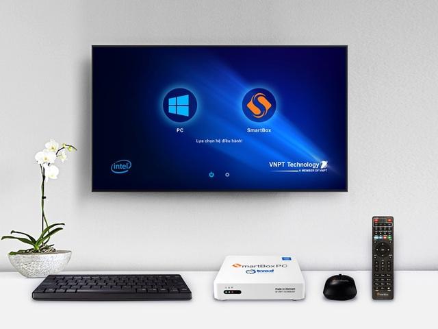 Smartbox PC – Thiết bị giải trí gắn kết gia đình cho mùa Tết - 2