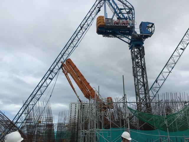 Đến nay, công trường dự án Panorama vẫn ngổn ngang