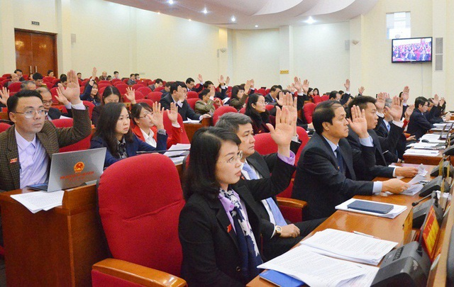 Việc thu phí được HĐND kỳ họp lần này thông qua (ảnh báo Quảng Ninh)