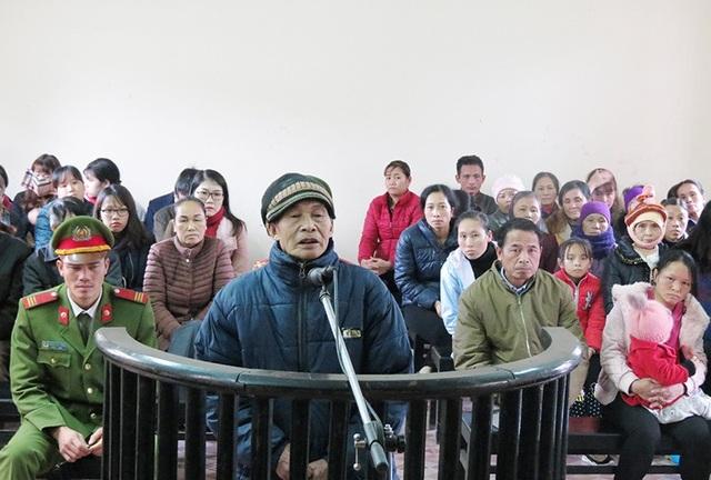Bị cáo Kim tại tòa (ảnh báo Quảng Ninh)