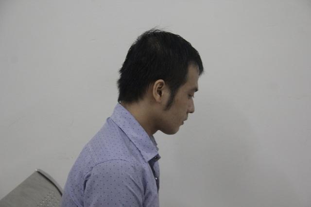 Bị cáo Tuấn lãnh 15 năm tù.