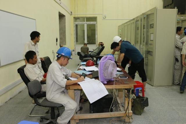 Thuỷ điện Trung Sơn là dự án thủy điện đầu tiên của Việt Nam được Ngân hàng Thế giới (WB) tài trợ tín dụng.