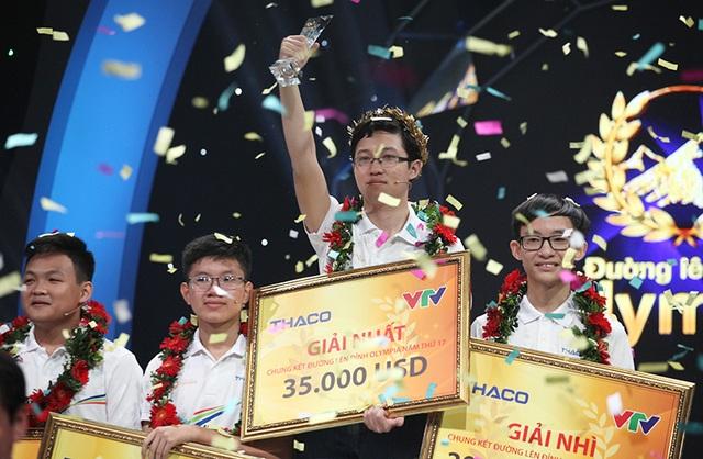 Phan Đăng Nhật Minh giành vòng nguyệt quế đầy thuyết phục