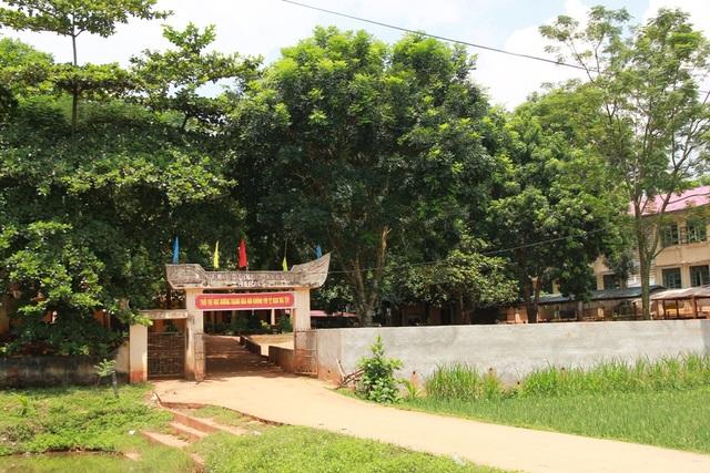 Trường THCS Hà Bắc (huyện Hà Trung, Thanh Hóa).