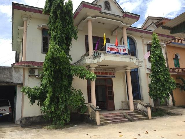 Phòng Y tế huyện Bố Trạch