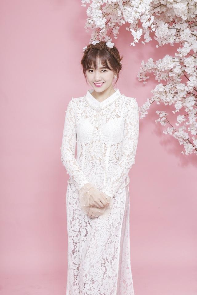 Hari Won xinh đẹp, rạng rỡ hơn sau khi kết hôn - 6