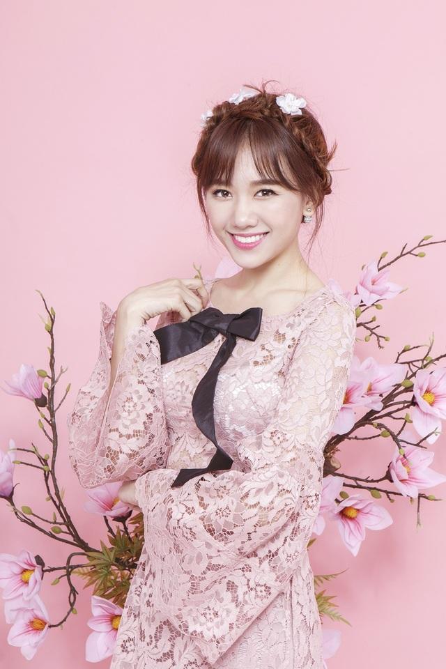 Hari Won xinh đẹp, rạng rỡ hơn sau khi kết hôn - 2