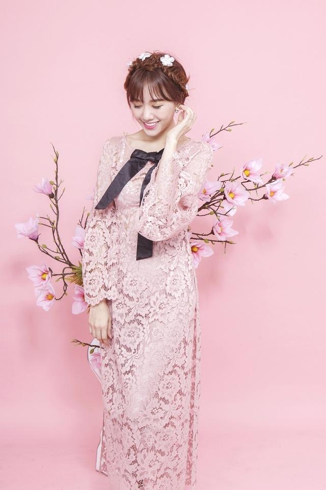 Hari Won xinh đẹp, rạng rỡ hơn sau khi kết hôn - 4