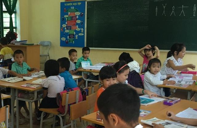 Theo đánh giá, kết quả học tập của HS có nhiều tiến bộ; ngôn ngữ và kĩ năng giao tiếp chuyển biến rõ rệt, nhất là ở vùng có nhiều khó khăn, vùng dân tộc thiểu số...