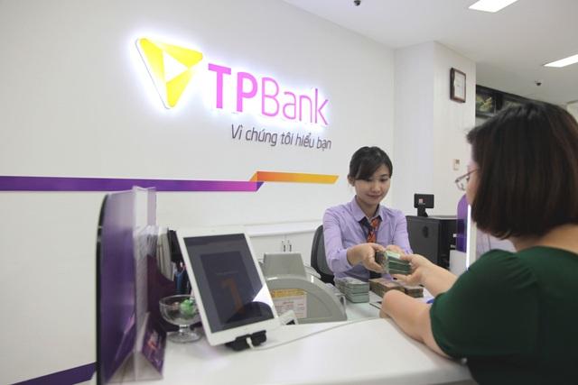 TPBank đã vượt qua nhiều ngân hàng giành vị trí số 6 trong số 17 ngân hàng nội địa mạnh nhất Việt Nam.