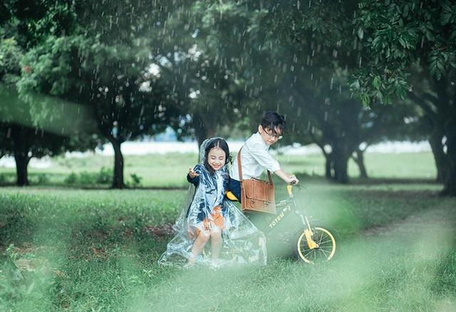"""""""Em gái mưa"""" phiên bản nhí khiến ca sĩ Hương Tràm cũng phải trầm trồ - 15"""