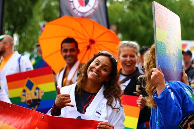 Hiến pháp Thuỵ Điển nghiêm cấm tất cả các hình thức phân biệt đối xử dựa vào khuynh hướng tình dục của các cá nhân. Từ năm 1987, điều này cũng được quy định trong Bộ luật Hình sự.
