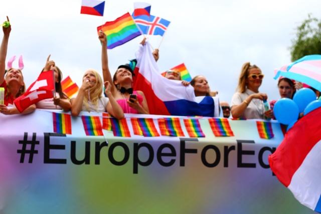 Thuỵ Điển cũng đã chuẩn bị sẵn sàng cho EuropePride do Thuỵ Điển đăng cai làm chủ nhà diễn ra tại Stockholm vào tháng 8/2018.