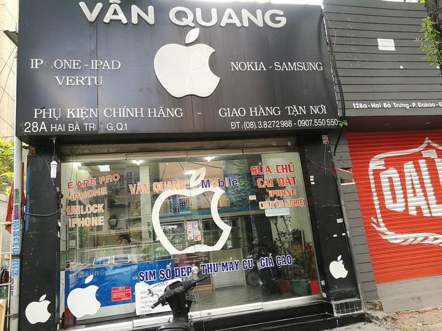 """Apple mạnh tay tại Việt Nam, """"người khóc, kẻ cười"""" - 1"""