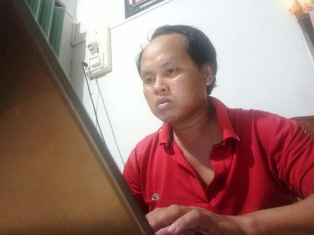 CTV Tuấn Thanh có nhiều bài viết về các hoàn cảnh khó khăn ở Cà Mau đăng trên mục Tấm lòng nhân ái của báo Dân trí.
