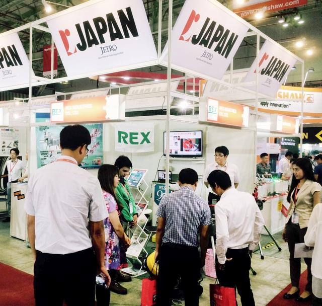 29 doanh nghiệp Nhật Bản tham dự Triển lãm MTA Vietnam 2017 - 1