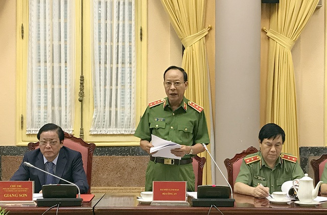 Theo Thượng tướng Lê Quý Vương - Thứ trưởng Bộ Công an Luật Cảnh vệ không bổ sung đối tượng cảnh vệ mà cơ bản kế thừa Pháp lệnh Cảnh vệ năm 2005