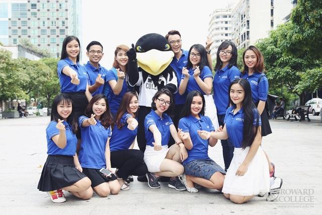 Welcome to Broward College Vietnam!