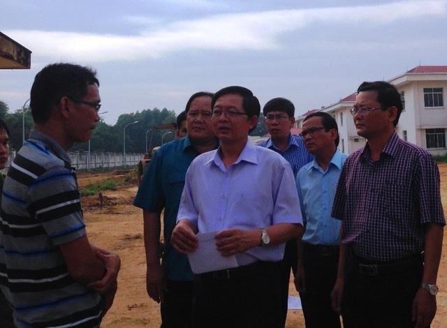 Ngay sau tai nạn, Chủ tịch UBND tỉnh Bình Định Hồ Quốc Dũng đã trực tiếp thăm hỏi, động viên, chia buồn và trao 10 triệu đồng hỗ trợ gia đình có nạn nhân tử vong trong vụ tai nạn