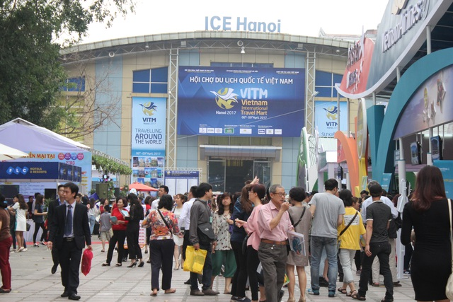 Ban tổ chức kỳ vọng, lượng khách tham quan tại VITM Hà Nội 2017 ước đạt trên 60 nghìn lượt với hơn 3.000 doanh nghiệp, đơn vị kinh doanh, hoạt động trong ngành Du lịch.