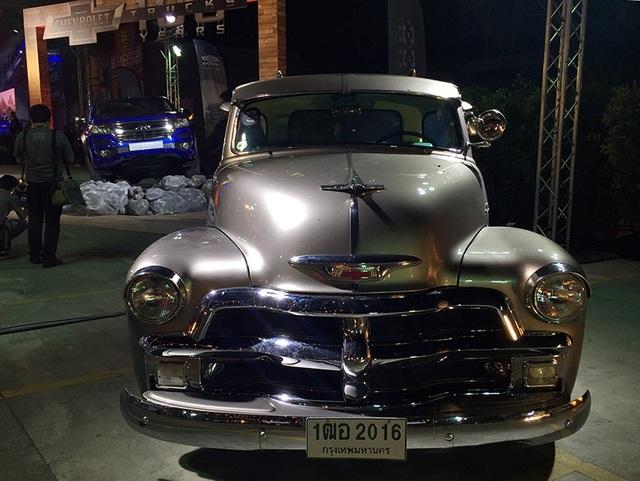 Mẫu xe tải Chevrolet Apache được sản xuất trong khoảng những năm 1955 - 1960, một trong những mẫu xe thành công nhất trong lịch sử dòng xe tải của Chevrolet