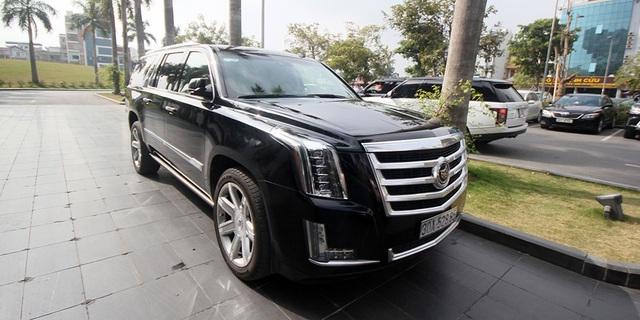 Ngoài ra, Cadillac cũng có mặt.