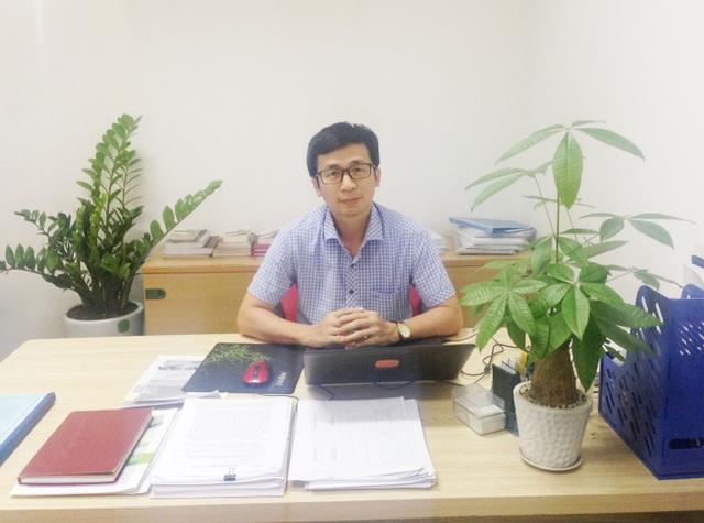 Anh Phùng Công Định – người sáng lập Ma Trận.