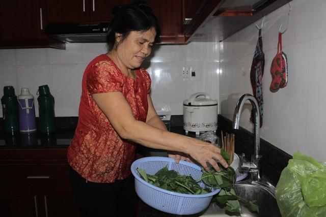Không chỉ cho thí sinh ở trọ miễn phí nhiều gia đình còn nấu ăn phục vụ cho thí sinh 3 ngày đi thi