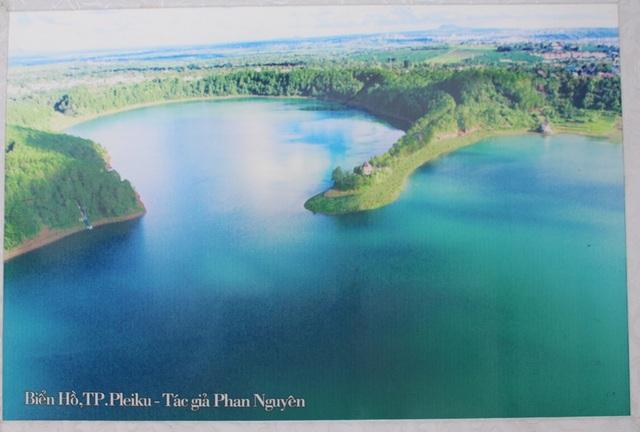 Biển Hồ - Gia Lai