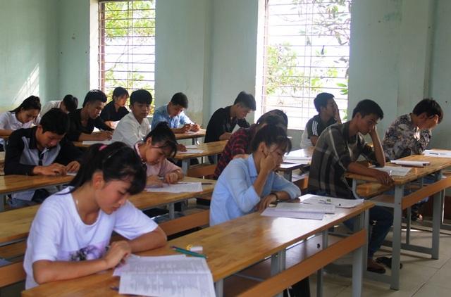 Theo kế hoạch, từ ngày 28/6, ban chấm thi tỉnh Thanh Hóa sẽ bắt đầu làm việc