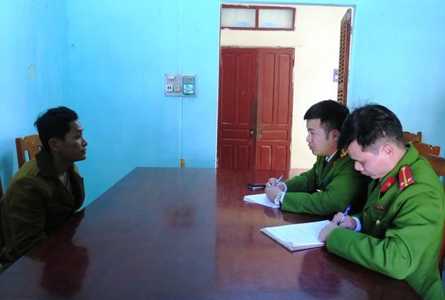 Công an thị xã Sầm Sơn đã phát hiện và bắt giữ đối tượng đang có hành vi tổ chức đưa hàng chục người xuất cảnh trái phép
