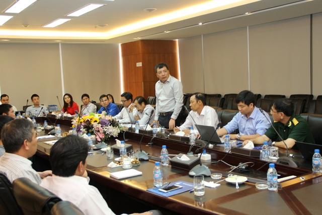 Sơ kết 2 năm phối hợp hoạt động của các tổ chức đoàn thể PV GAS - 4