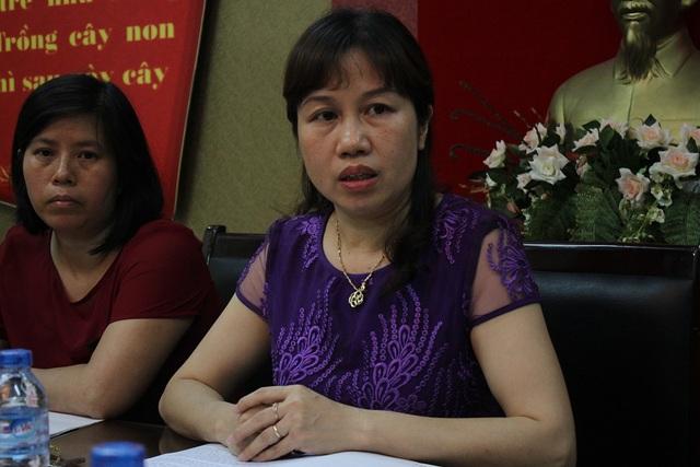 Bà Vũ Ngọc Dự, Hiệu trưởng Trường mầm non Mai Dịch cho biết, hiện bé Q.A đã đi học trở lại và hòa nhập tốt với các bạn.