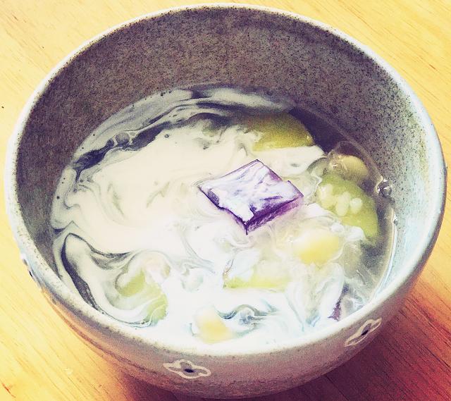 Giải khát mùa hè với chè sen cốm khoai bổ dưỡng - 3