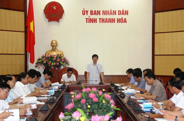 Chủ tịch UBND tỉnh Thanh Hóa yêu cầu các ban, ngành liên quan, các huyện, thị xã, thành phố tích cực tuyên truyền, phổ biến đến cán bộ, giáo viên các trường THPT và các tầng lớp nhân dân hiểu đúng nội dung, mục đích, ý nghĩa của đề án, tạo sự đồng thuận trong dư luận