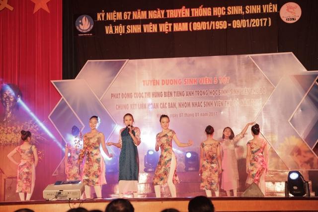 Chương trình nằm trong khuôn khổ Ngày hội sinh viên Thủ đô lần thứ 4 do Hội Sinh viên TP Hà Nội tổ chức nhân kỷ niệm 67 năm Ngày truyền thống học sinh, sinh viên và Hội Sinh viên Việt Nam (9/1/1950 – 9/1/2017).