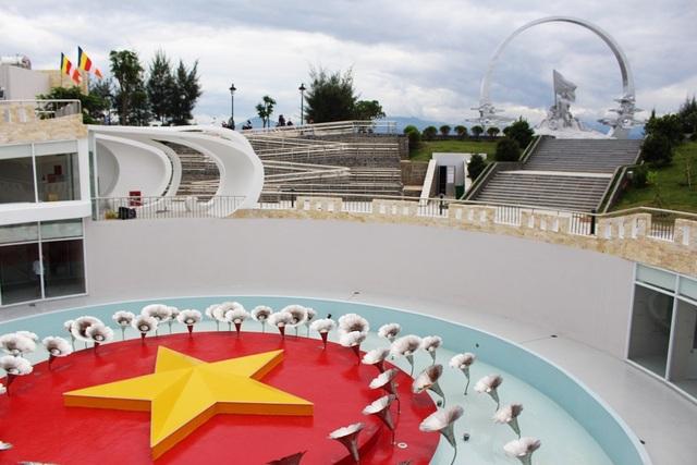 Khu tưởng niệm chiến sĩ Gạc Ma, bắc bán đảo Cam Ranh, Khánh Hòa