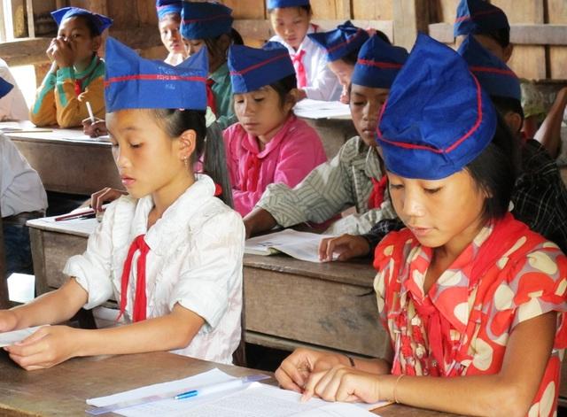 Đến thời điểm này, UBND huyện Tương Dương đã chi trả số tiền quên cho học sinh nghèo của huyện.